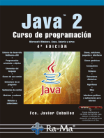 Java 2. Curso de Programación. 4ª Edición