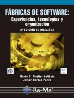 Fábricas de Software