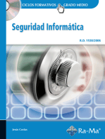Seguridad Informática (GRADO MEDIO)
