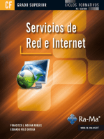 Servicios de Red e Internet (GRADO SUPERIOR)