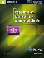 Comunicación empresarial y atención al cliente (GRADO MEDIO): Emprendimiento y emprendedores