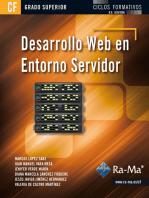 Desarrollo web en entorno servidor (GRADO SUPERIOR): Gráficos y diseño web