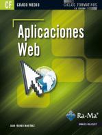 Aplicaciones web (GRADO MEDIO)