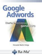 Google Adwords. Diseña tu estrategia ganadora: Internet: obras generales