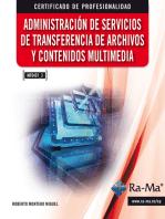 Administración de Servicios de Transferencia de Archivos y Contenidos Multimedia (MF0497_3)