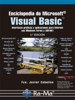 Enciclopedia de Microsoft Visual Basic.