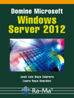 Domine Microsoft Windows Server 2012: Servidores