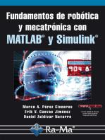 Fundamentos de robótica y mecatrónica con MATLAB y Simulink: Robótica