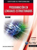 Programación en Lenguajes Estructurados. (MF0494_3)