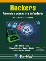 Hackers. Aprende a atacar y defenderte. 2ª Adición Actualizada: Fraude informático y hacking