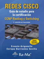 Redes CISCO. Guía de estudio para la certificación CCNP Routing y Switching