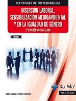 Inserción laboral, sensibilización medioambiental y... 2.ª edición (FC0003)