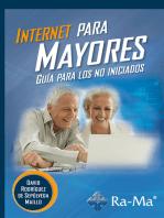 Internet para mayores.