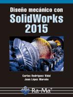 Diseño mecánico con Solidworks 2015: Gráficos y modelado en 3D