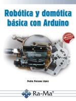 Robótica y domótica básica con Arduino: Ingeniería de control automático