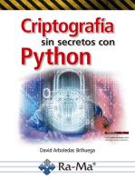 Criptografía sin secretos con Python