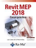 Revit MEP 2018 Curso Práctico: Diseño asistido por ordenador (CAD)
