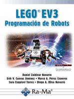 LEGO EV3. Programación de Robots: Robótica