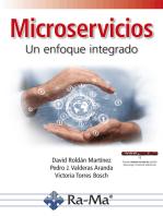 Microservicios Un enfoque integrado: Gráficos y diseño web
