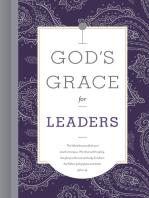 God's Grace for Leaders
