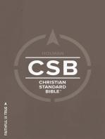 CSB Holy Bible