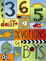 365 Devotions for Boys