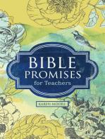 Bible Promises for Teachers