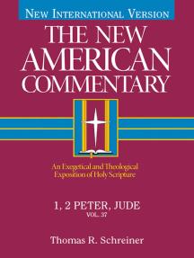 Read 1 2 Peter Jude Online By Thomas R Schreiner Books