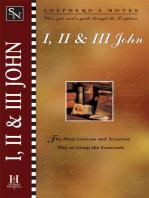 I, II & III John