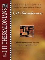 I & II Thessalonians