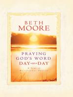Praying God's Word Day by Day