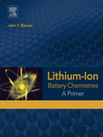 Lithium-Ion Battery Chemistries: A Primer