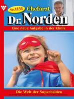 Chefarzt Dr. Norden 1134 – Arztroman