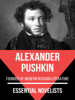 Essential Novelists - Alexander Pushkin
