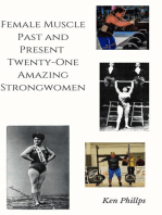 Female Muscle Past and Present