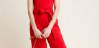 Anthropologie Has the Hottest Jumpsuits and Rompers For One-and-Done Summer Style