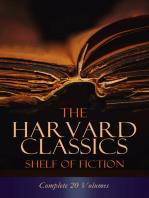 The Harvard Classics Shelf of Fiction - Complete 20 Volumes