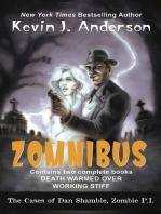 Dan Shamble, Zombie P.I. ZOMNIBUS