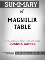Summary of Magnolia Table