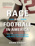 Race and Football in America