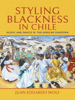 Styling Blackness in Chile