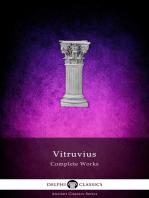 Delphi Complete Works of Vitruvius (Illustrated)