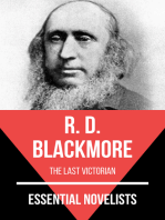 Essential Novelists - R. D. Blackmore