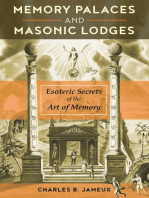 Memory Palaces and Masonic Lodges