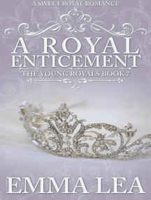 A Royal Enticement: The Young Billionaires, #7