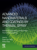 Advanced Nanomaterials and Coatings by Thermal Spray