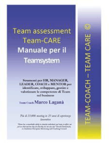 Team Assessment Team CARE: Manuale per il Teamsystem