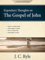 Expository Thoughts on the Gospel of John