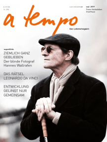 a tempo - Das Lebensmagazin: Mai 2019