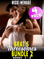 Brat's Threesomes Bundle 2